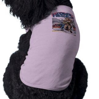 Wild Bill Hickok Sleeveless Dog Shirt