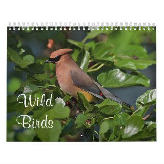 Wild birds in New England Calendars