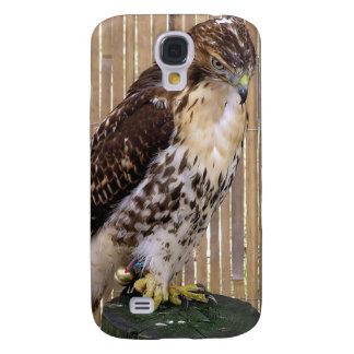 Wild Birds: Red-Tailed Hawk Galaxy S4 Case