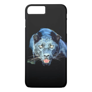 Wild Black Panther Jaguar iPhone 7 Plus Case