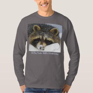 Wild Blue Yonder Wildlife Rehabilitation T Shirt