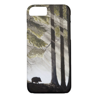 Wild Boar iPhone 7 Case