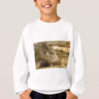 wild boar  Kids' Hanes ComfortBlend Sweatshirt