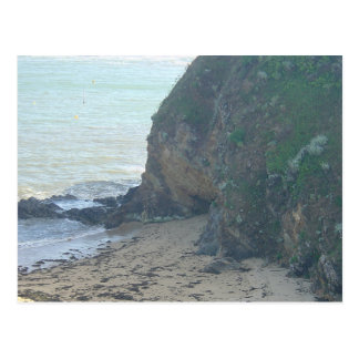 Wild Brittany Coast Postcard