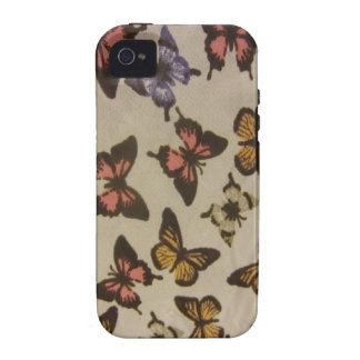 Wild Butterflies Case For The iPhone 4