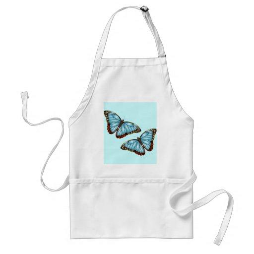 Wild Butterflies Standard Apron