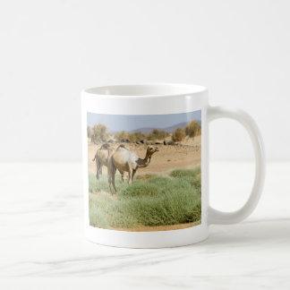 Wild Camels Basic White Mug