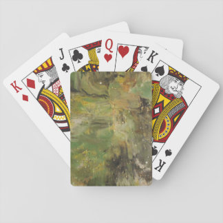 Wild Camo Playing Cards