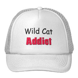Wild Cat Addict Trucker Hat