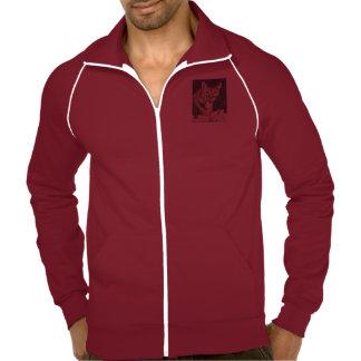 Wild Cat American  California Fleece Track Jacket