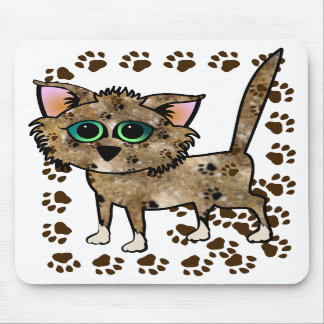 Wild Cats Mouse Pads