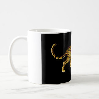 Wild Cheetah Coffee Mug