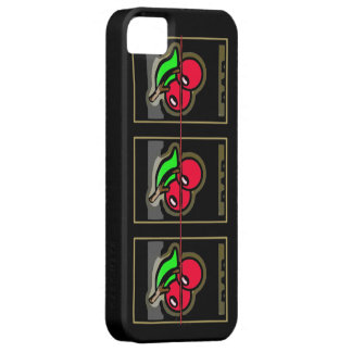 Wild Cherries Slot Machne iPhone 5 Covers