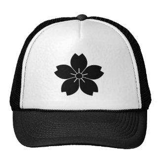 Wild cherry blossom cap