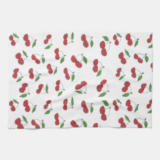 Wild Cherry Kitchen Towel