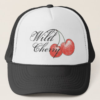 Wild Cherry Trucker Hat