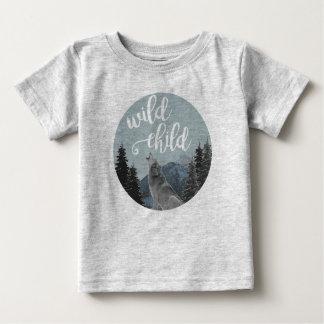 Wild Child Baby T Baby T-Shirt