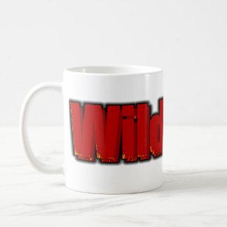 """""""Wild Child"""" Basic White Mug"""