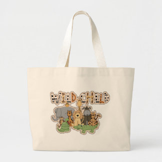 Wild Child Jungle Tote / Diaper Bag