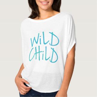 Wild Child Slouch Shirt