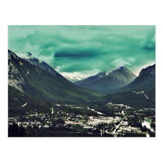 Wild Clouds Post Card