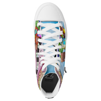 Wild Color C Shoes the Secret of Music