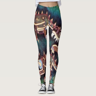 Wild Crocodiles! Leggings