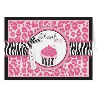 Wild Cupcake CP TY Card