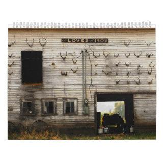Wild Curiography Oregon Calendar
