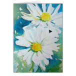 Wild Daisies Greeting Cards