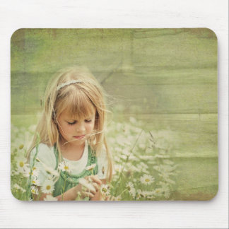 Wild Daisies Mouse Pad
