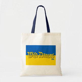Wild Dances Tote Bag