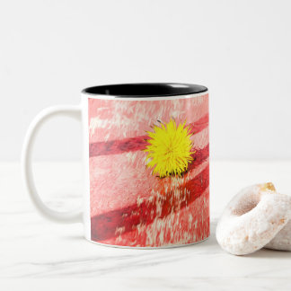 Wild Dandelion Flower Cup and Mug