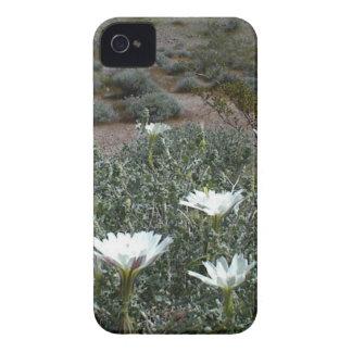 Wild Desert Flowers and Sagebrush iPhone 4 Case