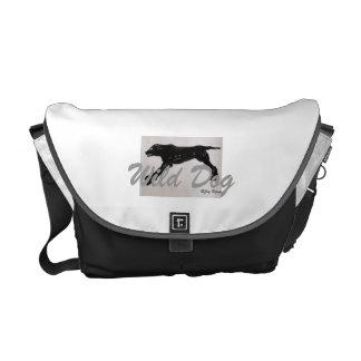 Wild Dog Messenger Bag