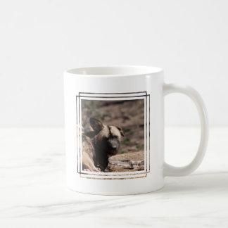 Wild Dog with Floppy Ear Mugs