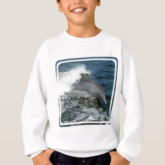 Wild Dolphin Children's Sweatshirt