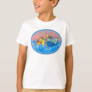 Wild Duckies Water Park 2009 (Kids, Printed) Shirts