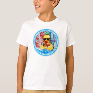 Wild Duckies Water Park 2009 (Kids, Printed) T-Shirt