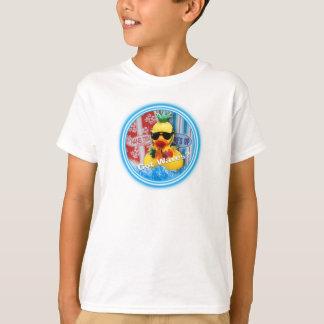 Wild Duckies Water Park 2009 (Kids, Screened) T-Shirt