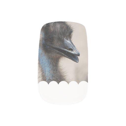 Wild Emu Minx ® Nail Art