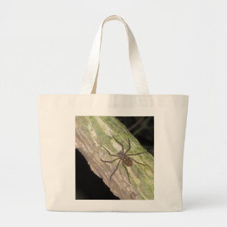 Wild Exotic Spiders, Beetles  and Insects Jumbo Tote Bag