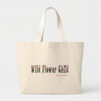Wild Flower Child Bag