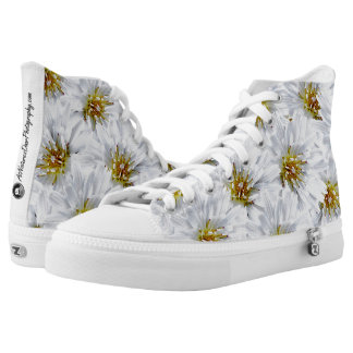 Wild Flower High Top Shoes