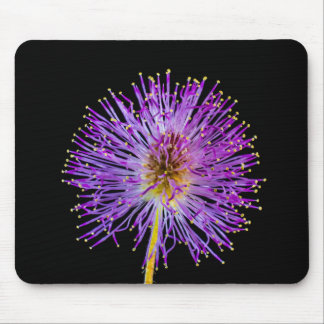 Wild Flower Image Mouse Pad