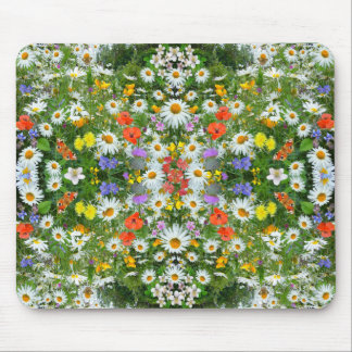 WILD FLOWER MEADOW ~   Mousepad