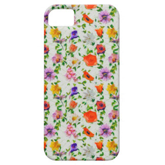 Wild Flowers Case For The iPhone 5