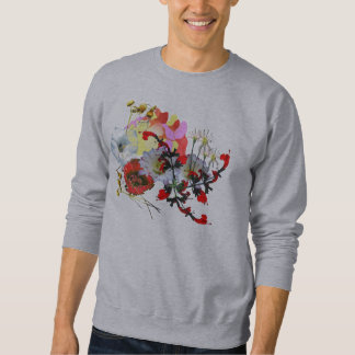 WILD FLOWERS SWEATSHIRT