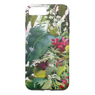 Wild Flowers with Comfrey and Campion iPhone 8 Plus/7 Plus Case