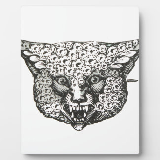 wild fox plaque